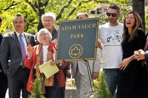 Adam Yauch Park Officially Dedicated in Honor of Beastie Boys Musician in Brooklyn Heights
