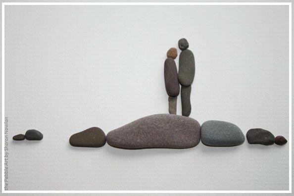картины из камней 11