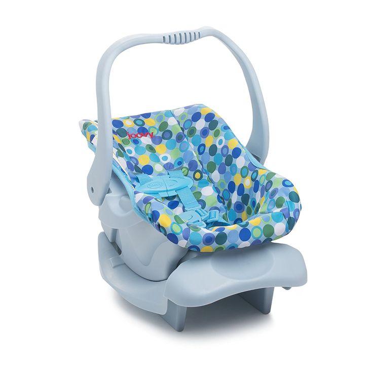 Joovy Toy Car Seat Baby Doll Accessory, Blue - Walmart.com ...