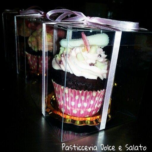 Christening Cupcakes..