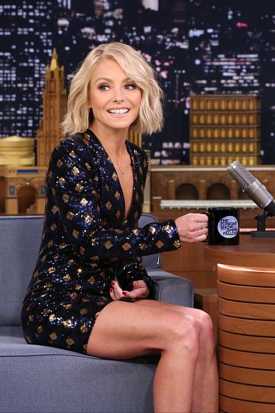 Talk show host Kelly Ripa on November 23 2015
