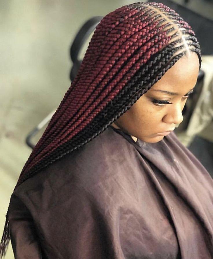 African Hair Braiding : (notitle
