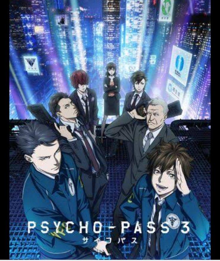 mira on twitter psycho pass anime films anime