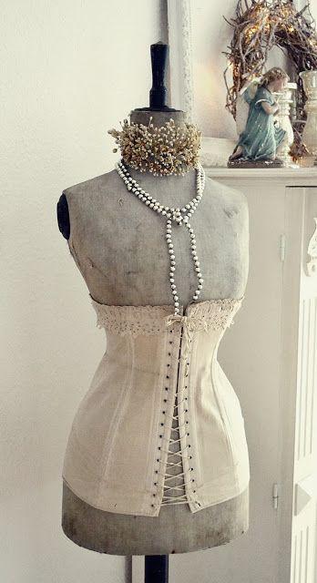love antique busts #shabbychic #decor