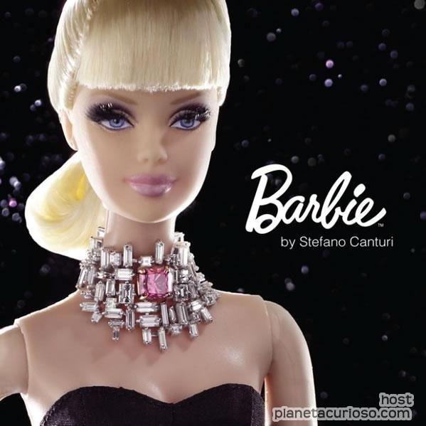 La Barbie más cara del mundo vale US $302.500 | Curiosidades