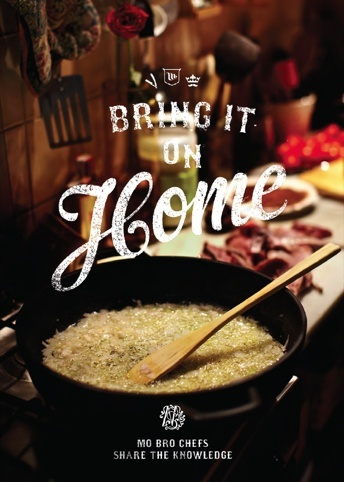 Bring It On Home cookbook #Movember