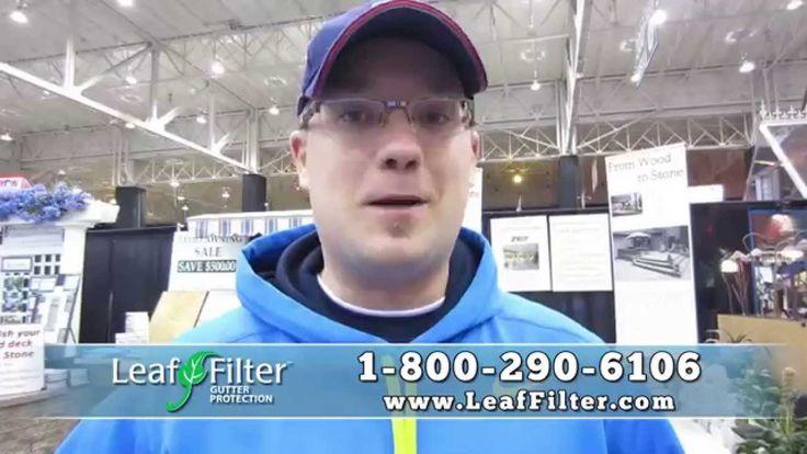 Spring LeafFilter Reviews | Leaf Filter Gutter Guard Reviews from Philad...