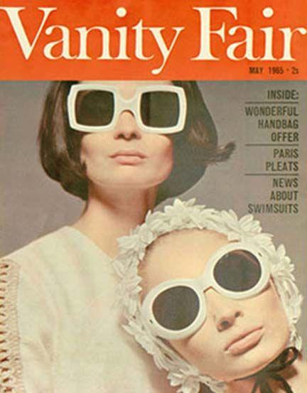 vanity fair vintage cover