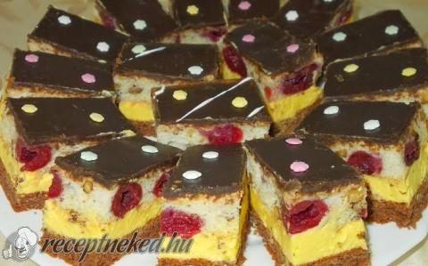 Fantasztikus sütemény