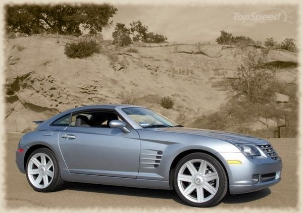 Awesome 2007 Chrysler Crossfire