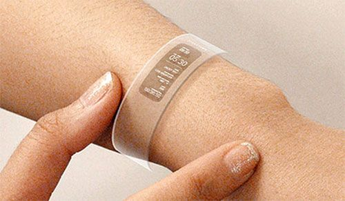 New boarding pass design - Ticketime- an electronic paper strip that can be ripped off and wound around the wrist like a watch. Yay or Nay? #boardingpass #travel #watch