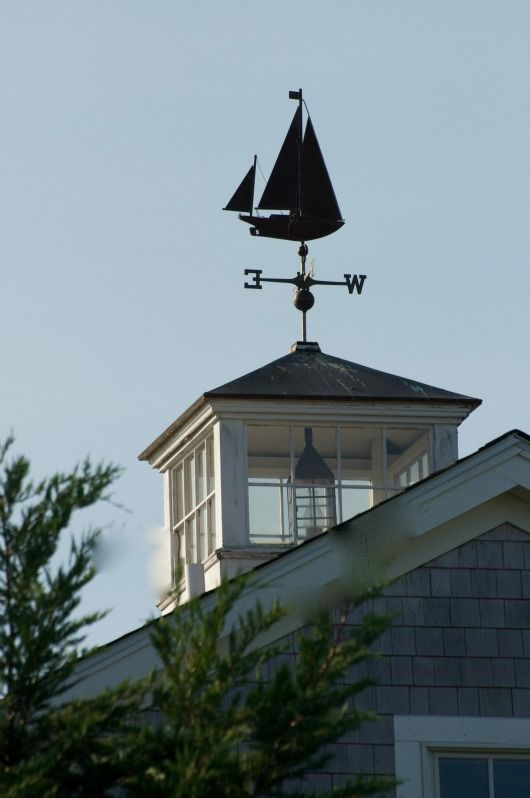 Barn copula detail cape coastal builders projects for Roof cupola plans