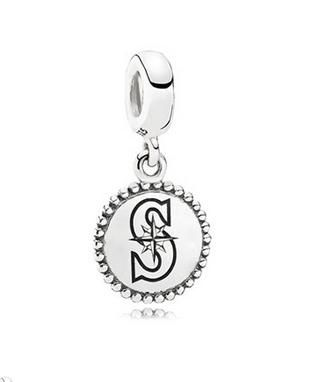PANDORA® Seattle Mariners Baseball Charm - Call to order! 248-362-3888