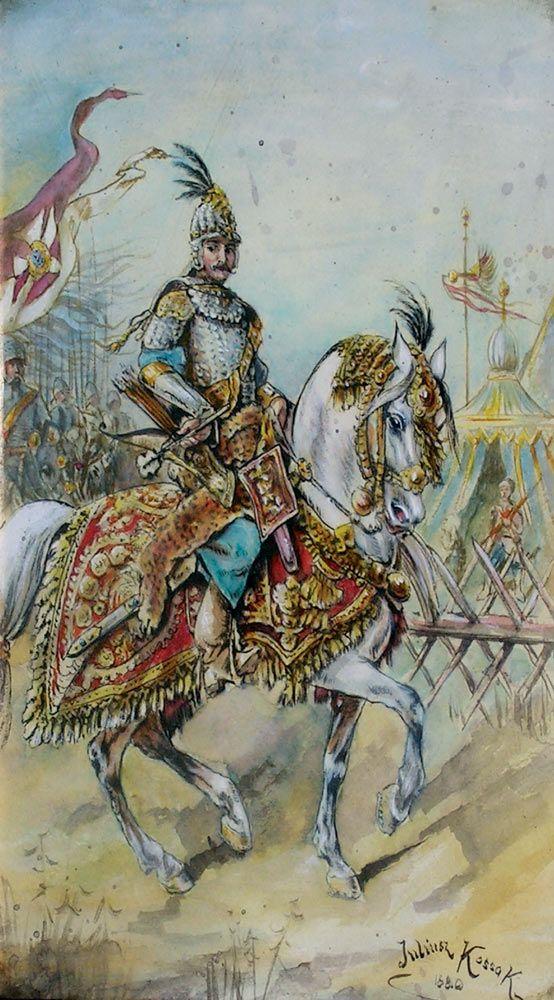Knight - Juliusz Kossak