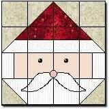 Santa block