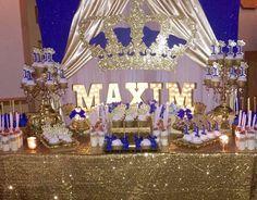 Prince Maxim's 1st Birthday  | CatchMyParty.com