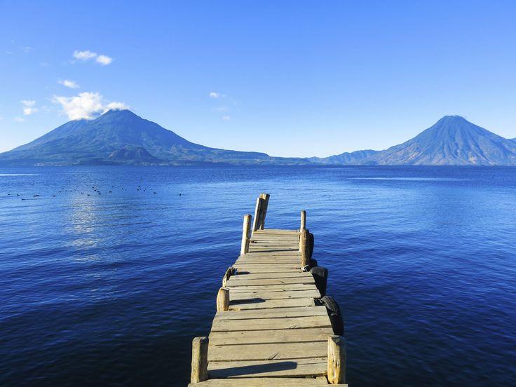 Lake Atitlan, Guatemala | 26 Breathtaking Places In Latin America You Should Visit This Year