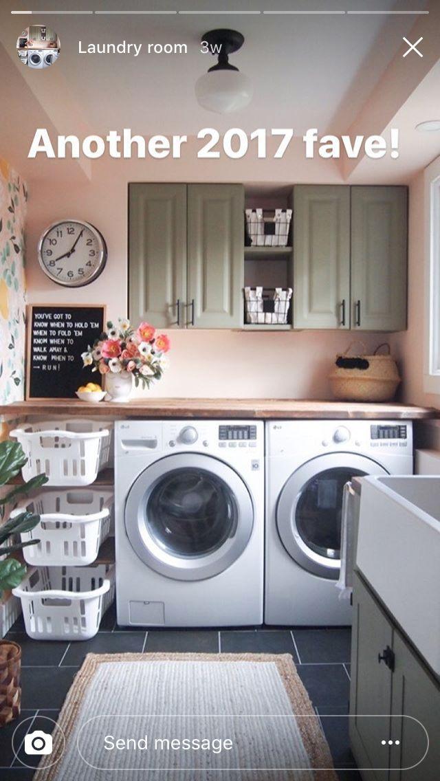 60 atemberaubende Waschküche Dekor und Design-Ide…