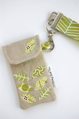 must make- iphone pouch