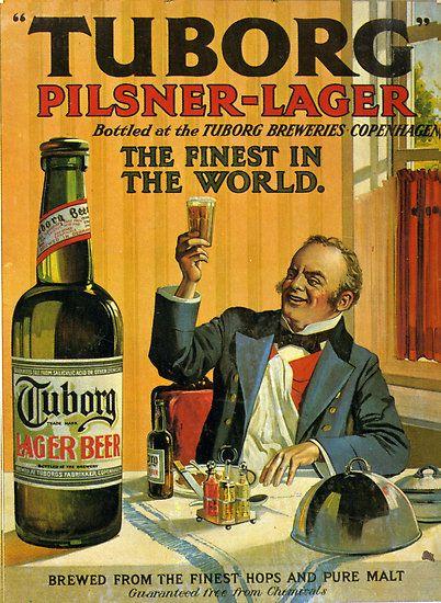 Tuborg Pilsner-Lager