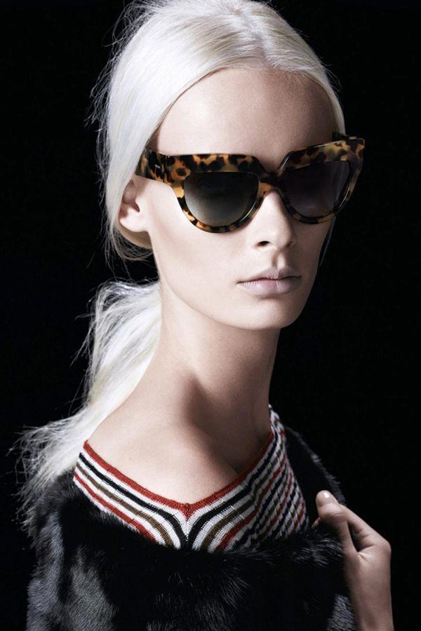 b97b3c115016 Prada Eyewear -- Get the latest eye wear fashions at