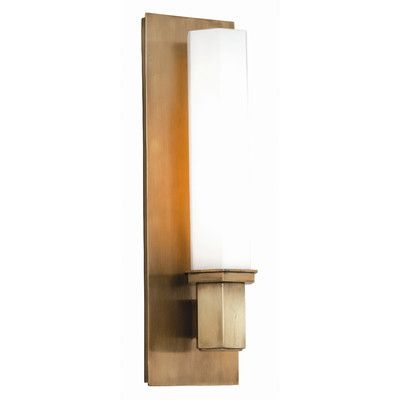 Klaffs Wall Sconces : Hudson Valley Lighting Walton 1 Light Wall Sconce Wayfair For Lighting Pinterest Hudson ...