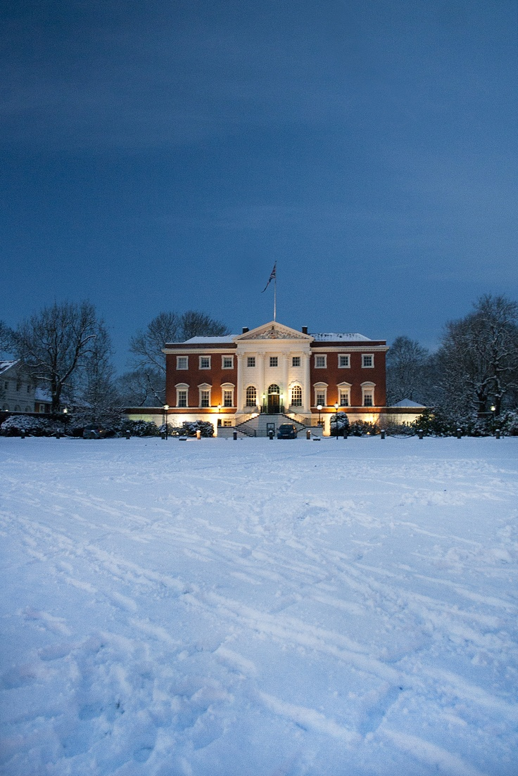 And we have a winner! The Mayor of Warrington, Cllr Peter Carey, picked this picture of Warrington Town Hall by Darren Foster as the winning photograph. Darren's photo will be used in future marking material for the Rugby League World Cup 2013.