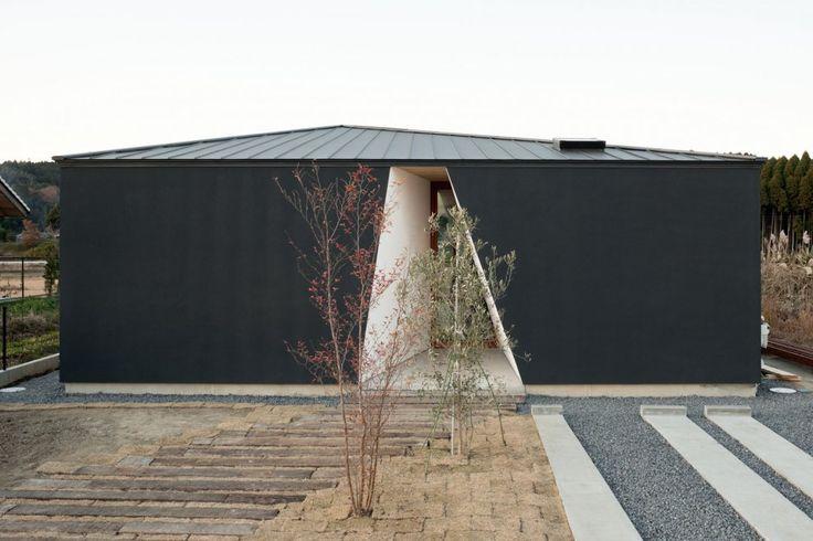Kiritoshi House - Photo Credit: Takumi Ota