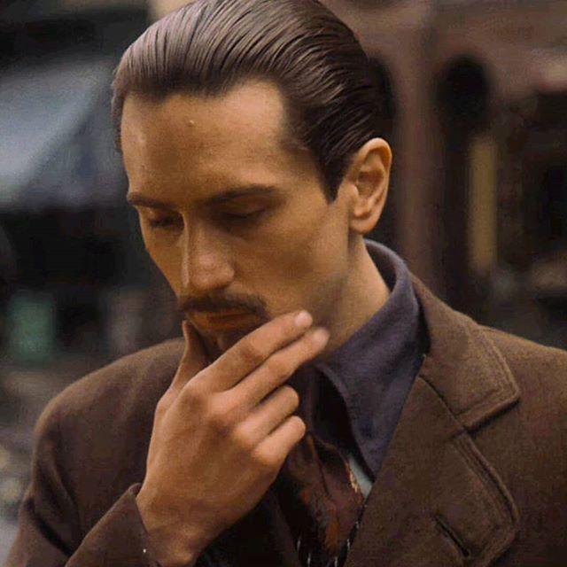 Vito Corleone Robert De Niro The Godfather Part Ii The