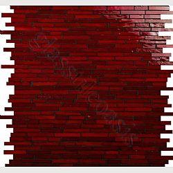 Red Tiles For Backsplash For The Home Pinterest