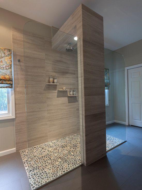 Best 20 Open style showers ideas on Pinterest Open showers