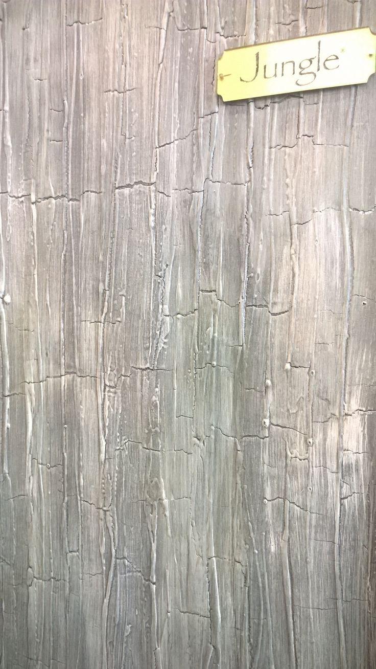 Voor wanneer u een extra dimensie wilt aanbrengen in de ruimte. Deze 'Jungle' wandafwerking kunt u bijvoorbeeld plaatsen op de wand van een stoere kinderkamer die in teken staat van de Jungle.