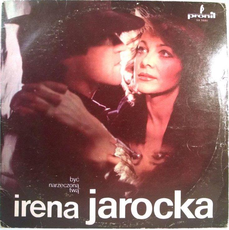 Irena Jarocka Byc Narzeczona Twa Plyty Winylowe Rock Blond