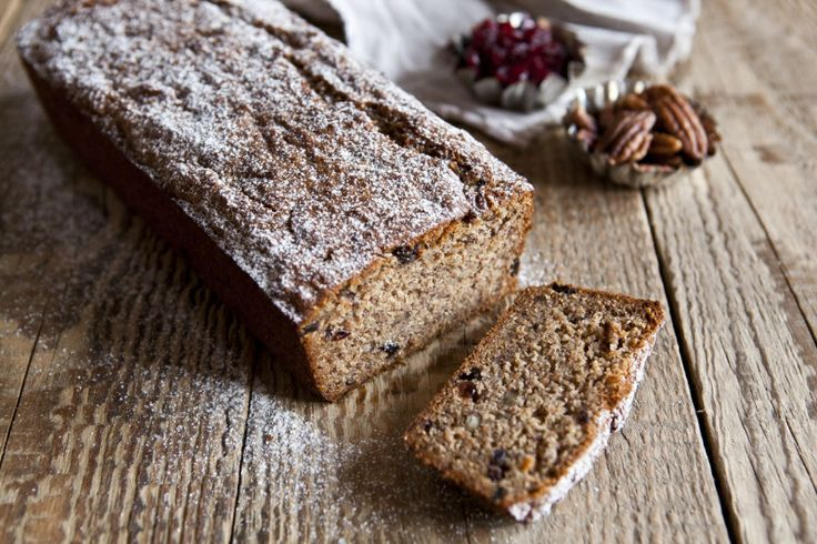 Kitchenette — Banánový chléb