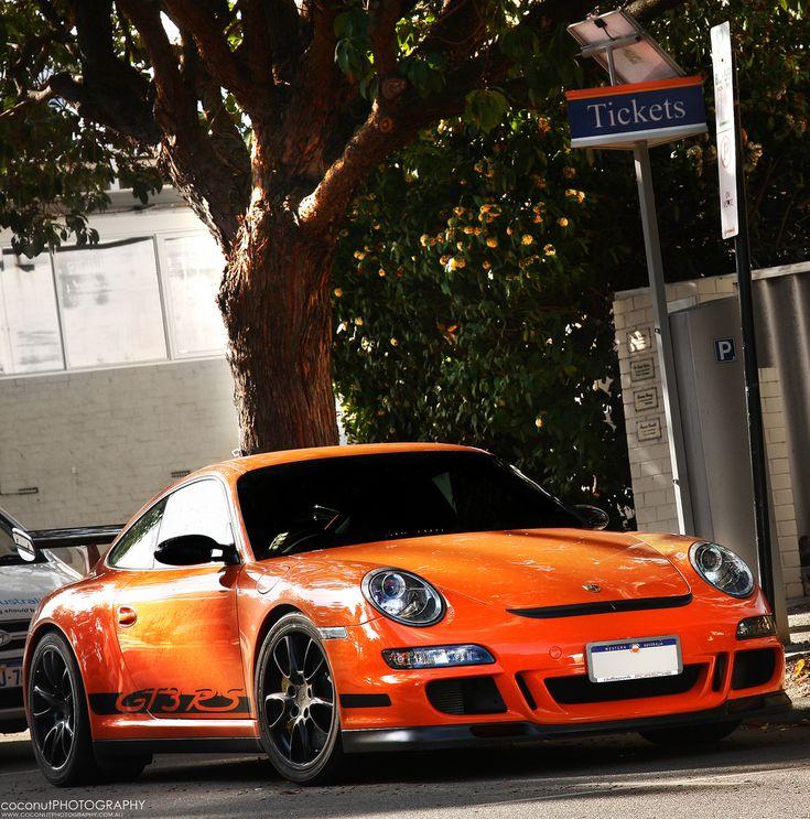 Porsche 911 GT3 RS got this same one in hot wheel form