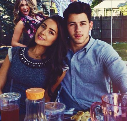Se confirma relación entre Nick Jonas y Miss Universo, Olivia Culpo