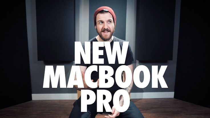 Finally!! I got a new Macbook Pro | Music Video, Studio Clean & First Im...