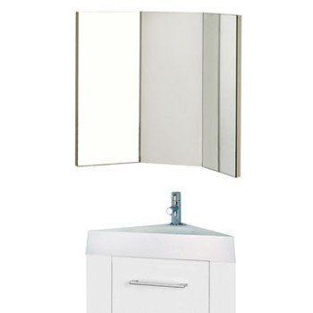 17 best corner sinks/mirror cabinets images on Pinterest | Mirror ...
