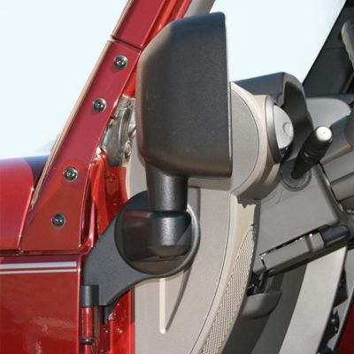 Die-Tech Off-Road Mirror Brackets for 07-up Jeep® Wrangler JK