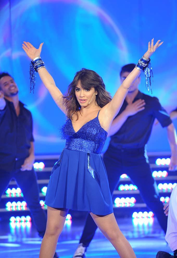 Lali Esposito en ShowMatch (2)