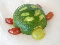 Create an Adorable Sea Turtle Craft With Fresh Fruit : HGTV Gardens