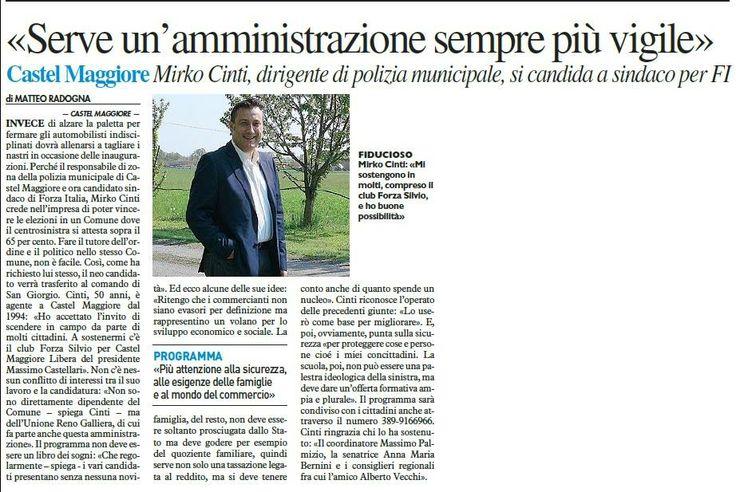Articolo Carlino