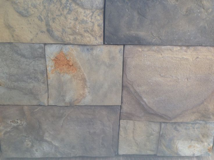 Entry Porch Floor - Tennessee Flagstone, rectilinear cut, ashlar pattern, for pattern only, final color range TBD with Quarry visit