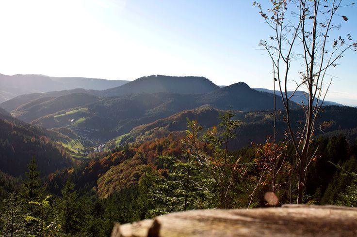 Herbstliches Bad Peterstal-Griesbach.
