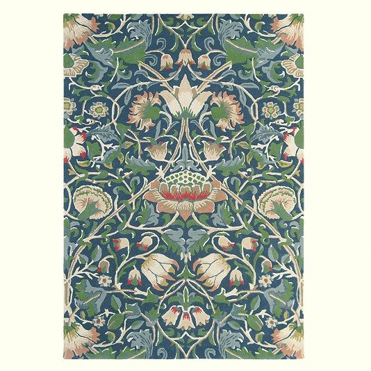 William Morris Rugs Reproductions: 450 Best Images About Craftsman Rugs & Curtains On