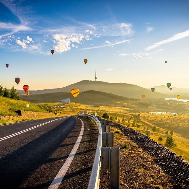 MUST DO EXPERIENCE 1: There's no better way to fully appreciate Canberra's charm than from the comfort of a hot air balloon. Equal parts exhilarating and relaxing, a balloon ride is one of the best ways to see this remarkable planned city and its changing carpet of seasonal colours. Take off with the sunrise and drift gently with the wind. Enjoy a bird's eye view of the city's architectural wonders and design, and finish with a champagne celebration at the Hyatt Hotel Canberra. What better…