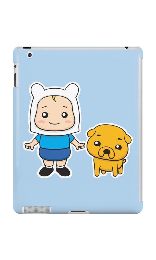 Adventure kids Finn and Jake by enriquev242 #finn #jake #finnthehuman #jakethedog #dog #pet #kid #boy #cute #cartoon #vector #adventuretime #puppy #vectorart #prints #redbubble #ipad
