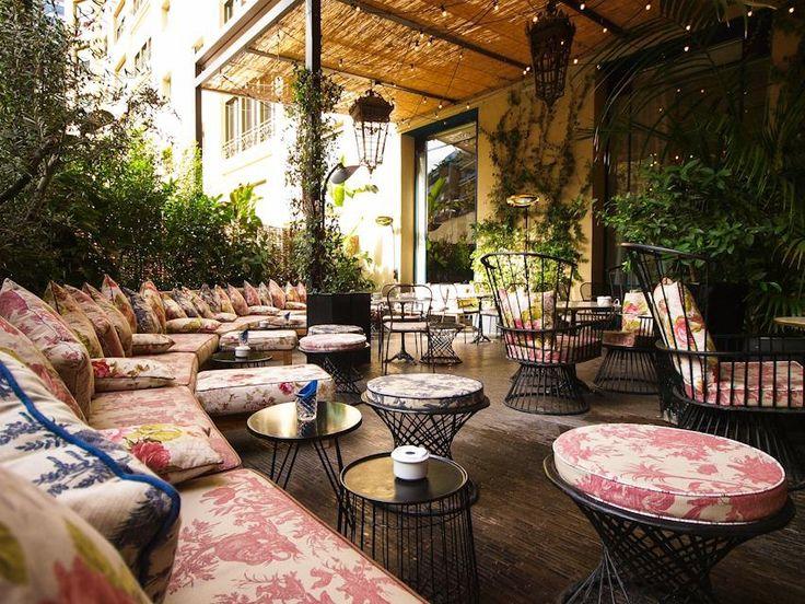 Chez Cocó  - Las terrazas secretas de Barcelona donde comer y ser feliz