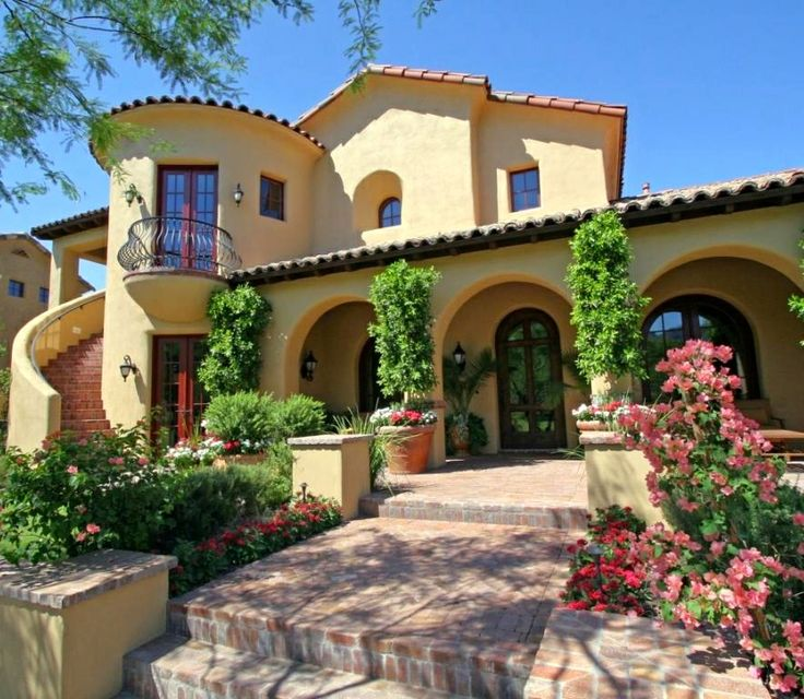 25 Best Ideas About Mediterranean Style Homes On Pinterest: Best 25+ Tuscan Style Homes Ideas On Pinterest