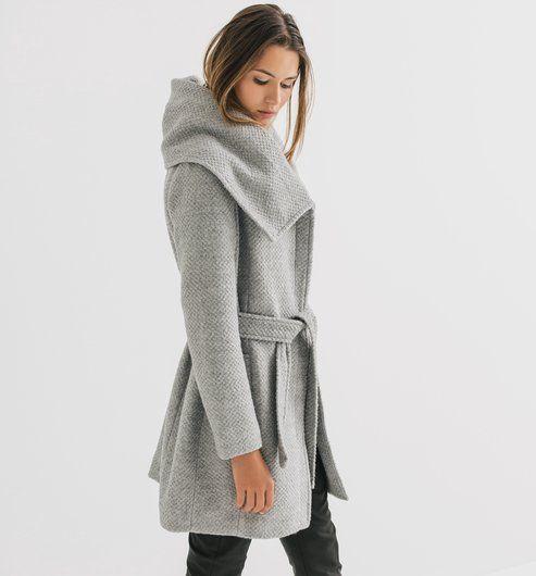 die besten 25 wintermantel damen ideen auf pinterest damen mantel winter wollmantel kapuze. Black Bedroom Furniture Sets. Home Design Ideas